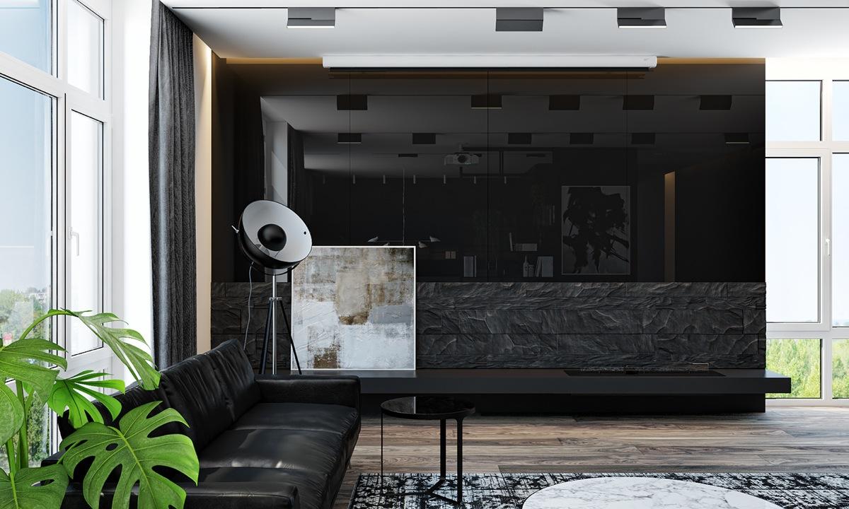 Luxury interior design style
