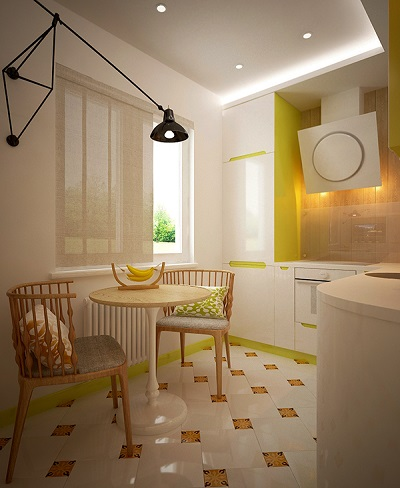 Minimalist design with modern appearance
