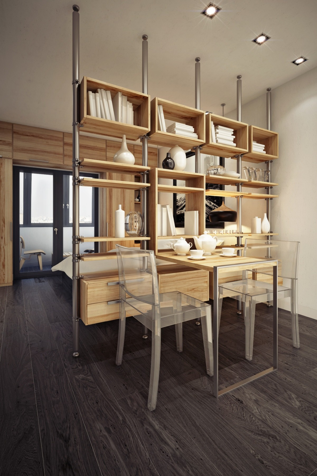 Urban apartment design style