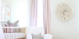 Nursery design by Becki Owens