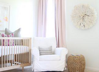 Nursery design by Becki Owens