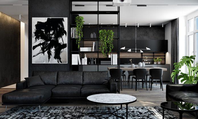 Majestic living room interior design ideas