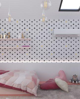 Cool Teenage girls bedroom idea