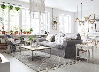 Nordic apartment interior design style