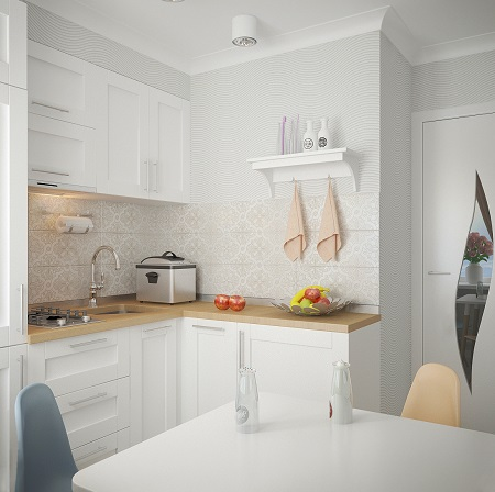 Scandinavian style for kitchen