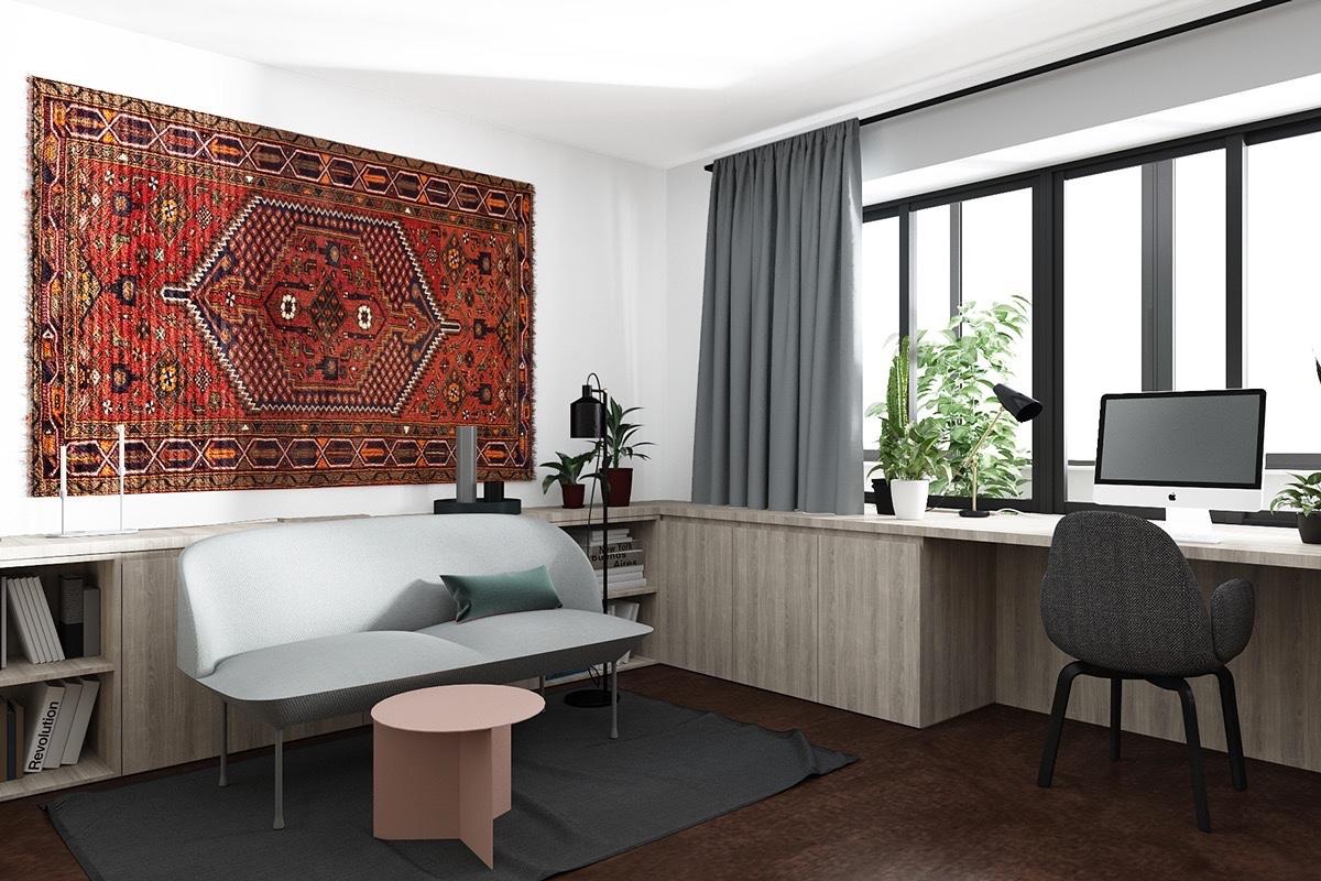 Small apartment design deas