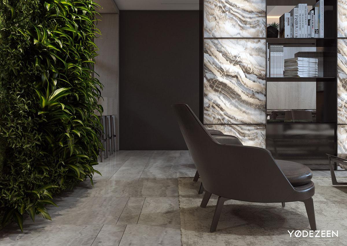 Majestic living room design ideas