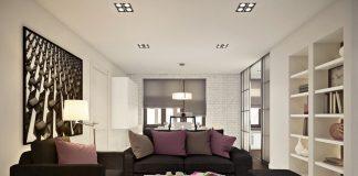 Urban apartment design style