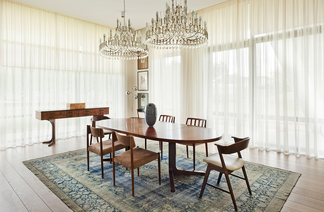 Dining room design and decorating ideas