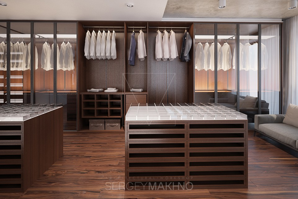 creative wardrobe design