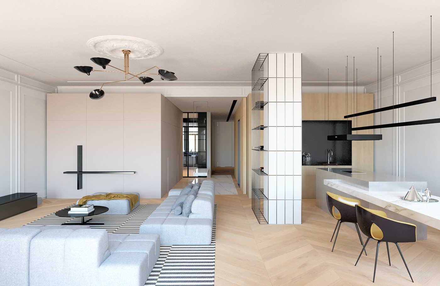 tremdy minimalist home design ideas