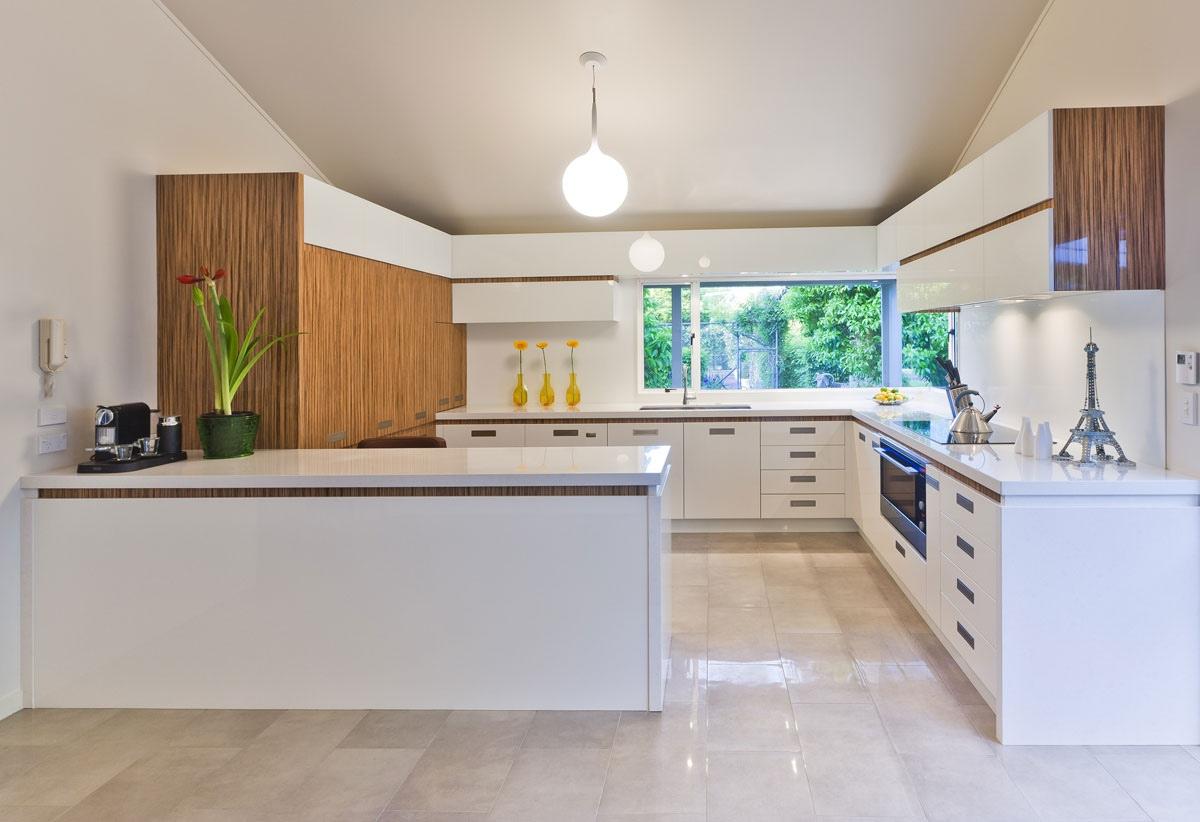 Modern kitchen design and decor