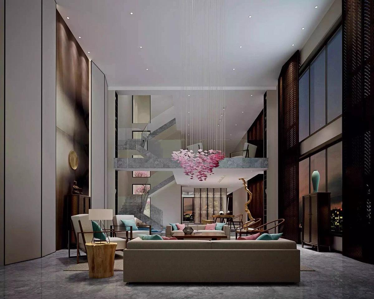 dark interior style modern luxury living room ideas roohome