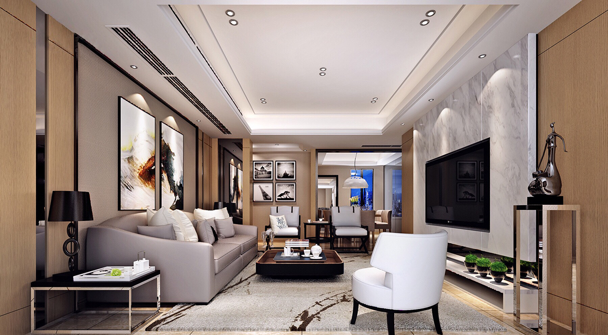 Artistic Living Room 11 Modern Living Room Ideas With Artistic Chinese Influence