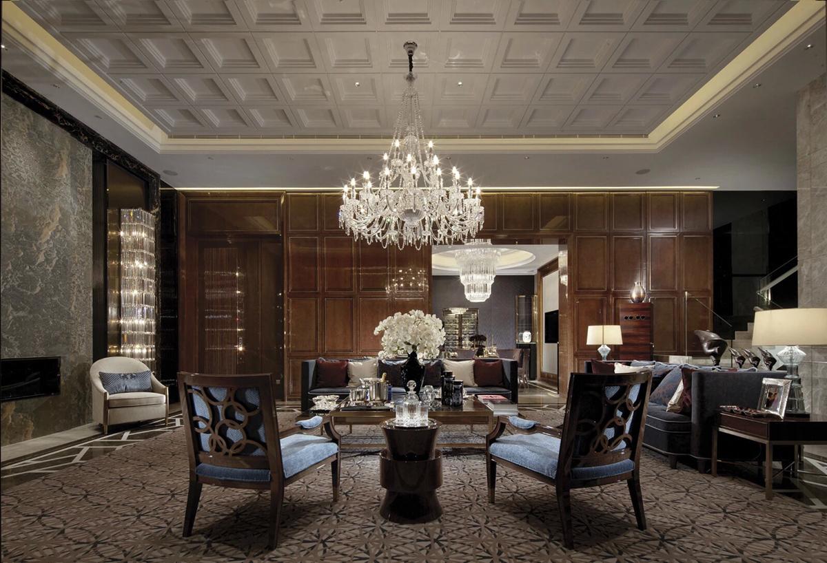 Chinese Apartment Classic Design Interior And Decorating Ideas