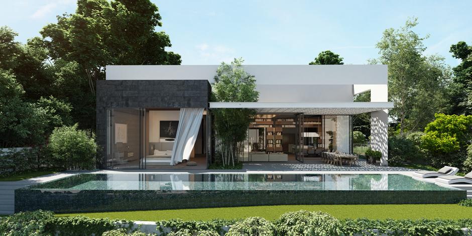 Luxurious home designs ideas
