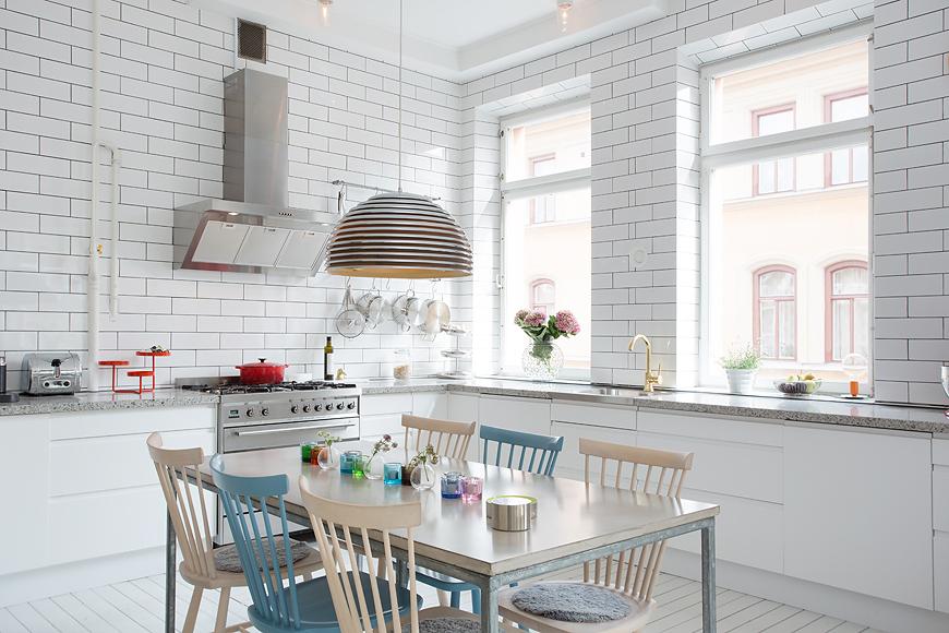 Swedish kitchen design ideas