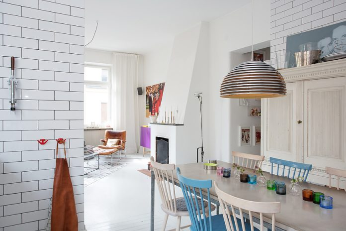 Swedish apartment design ideas