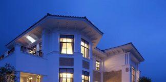 Luxurious house plan