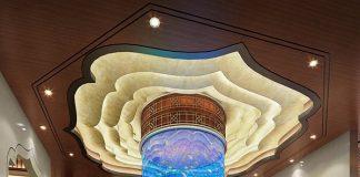 Beautiful aquarium design