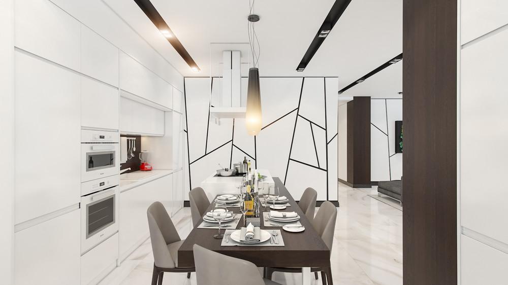 elegant white color design