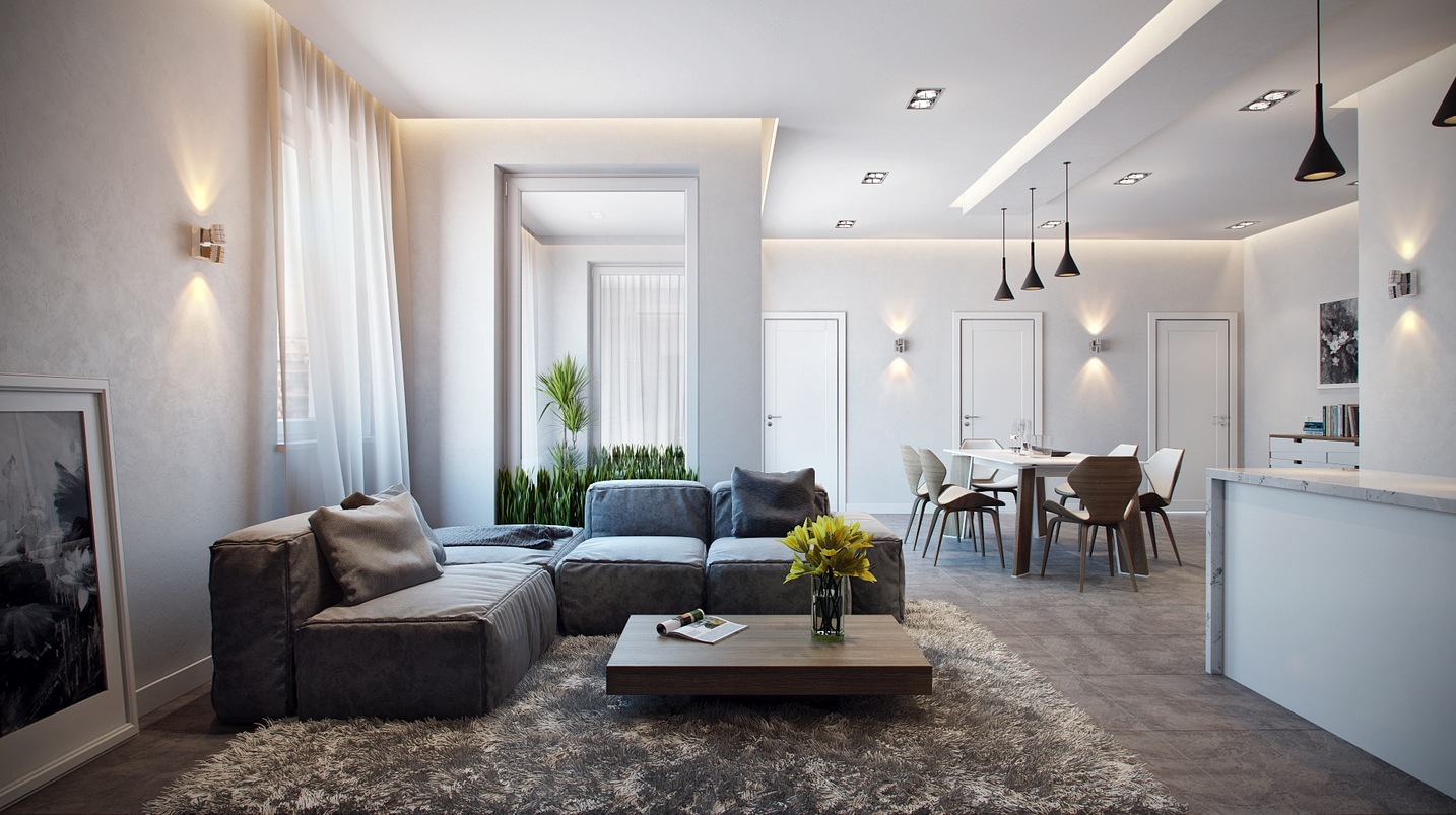 germany style for living room