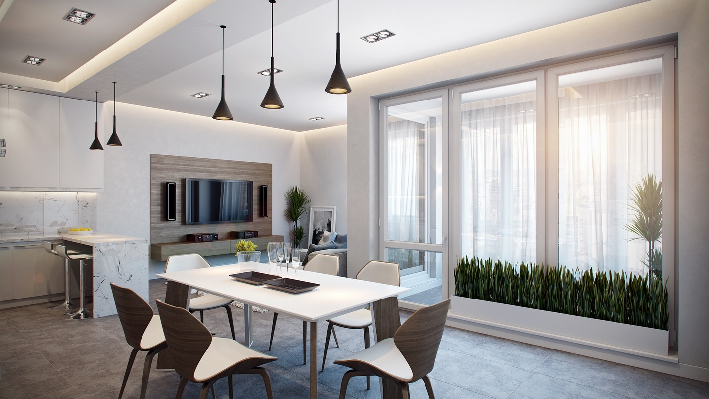 Alexander Zenzura Open Plan Germany Kitchen Style