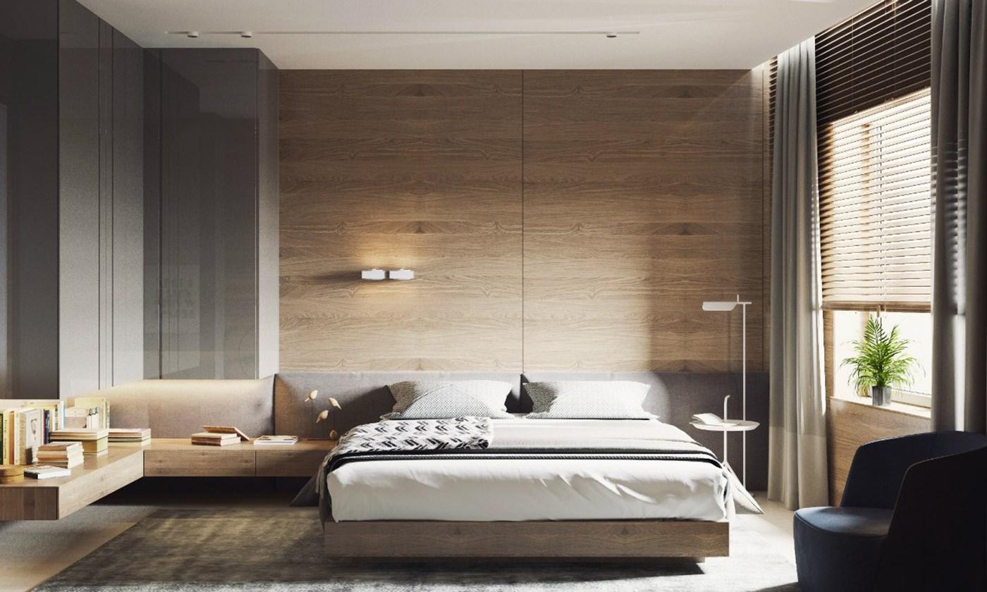 wooden bedroom designs