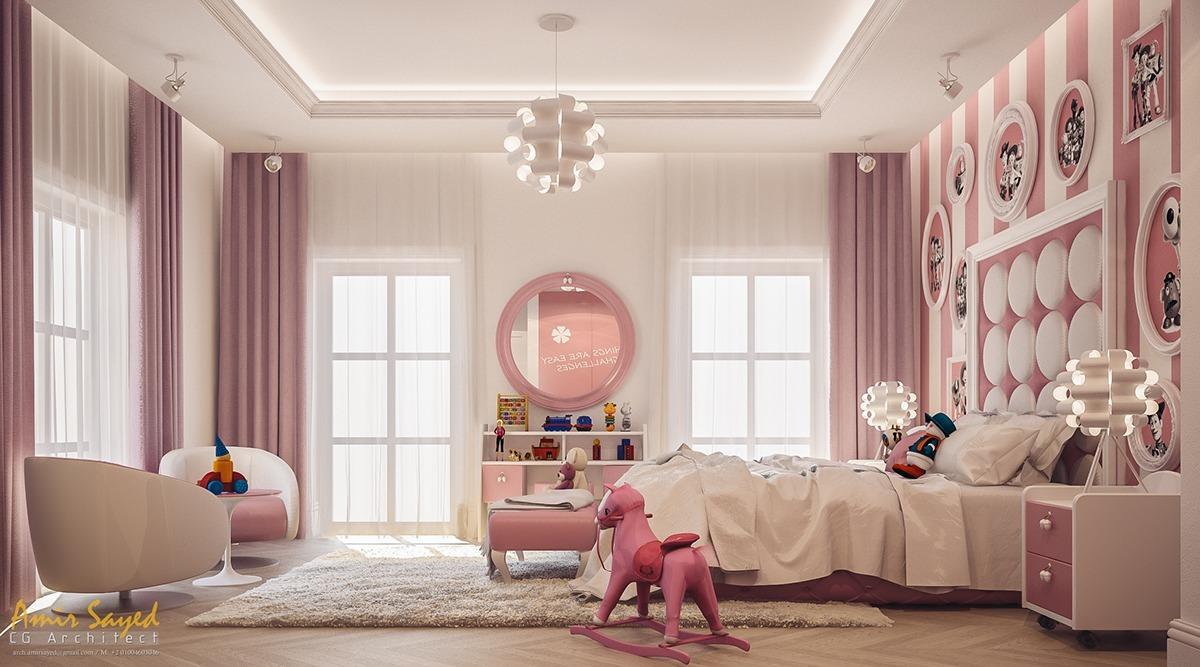 beautiful bedroom designs for girls