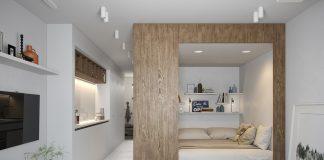 simple small bedroom design