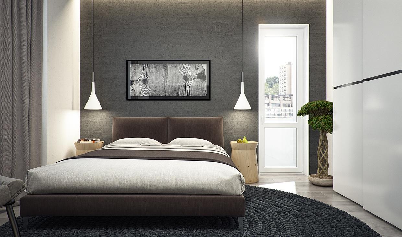 natural design for bedroom