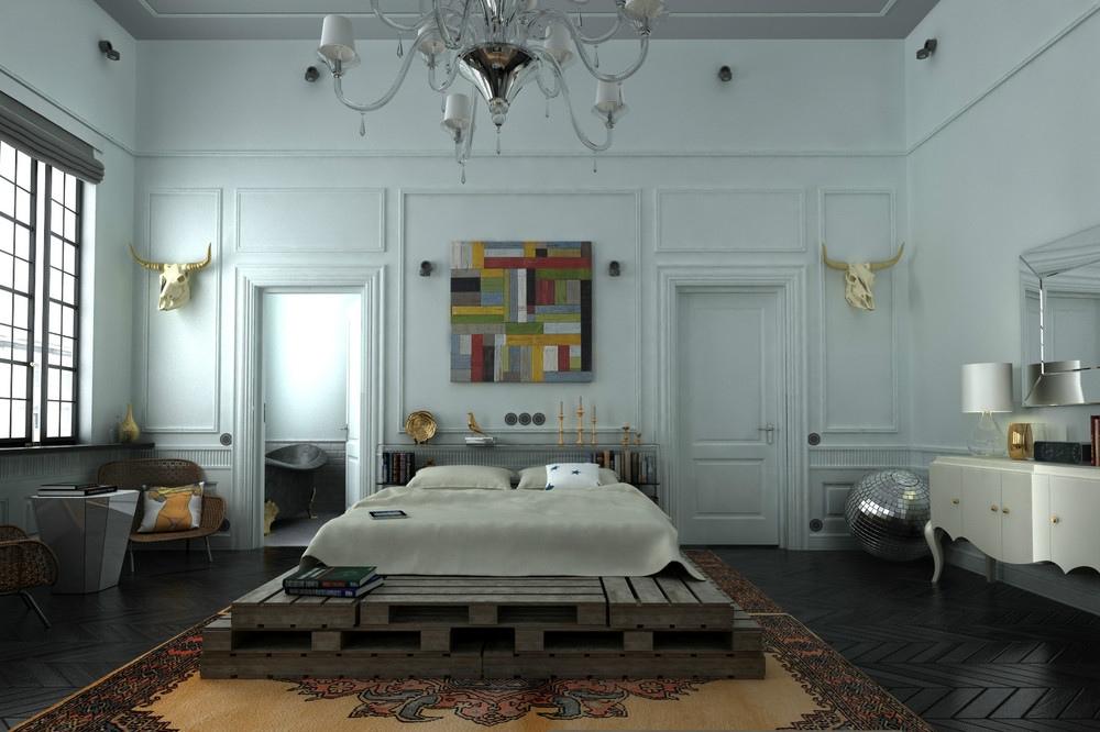 Modern Classic Apartment Interior Design Ideas By Anton