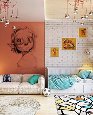 kids room wall decor
