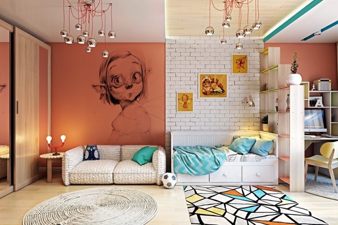 kids room wall decor