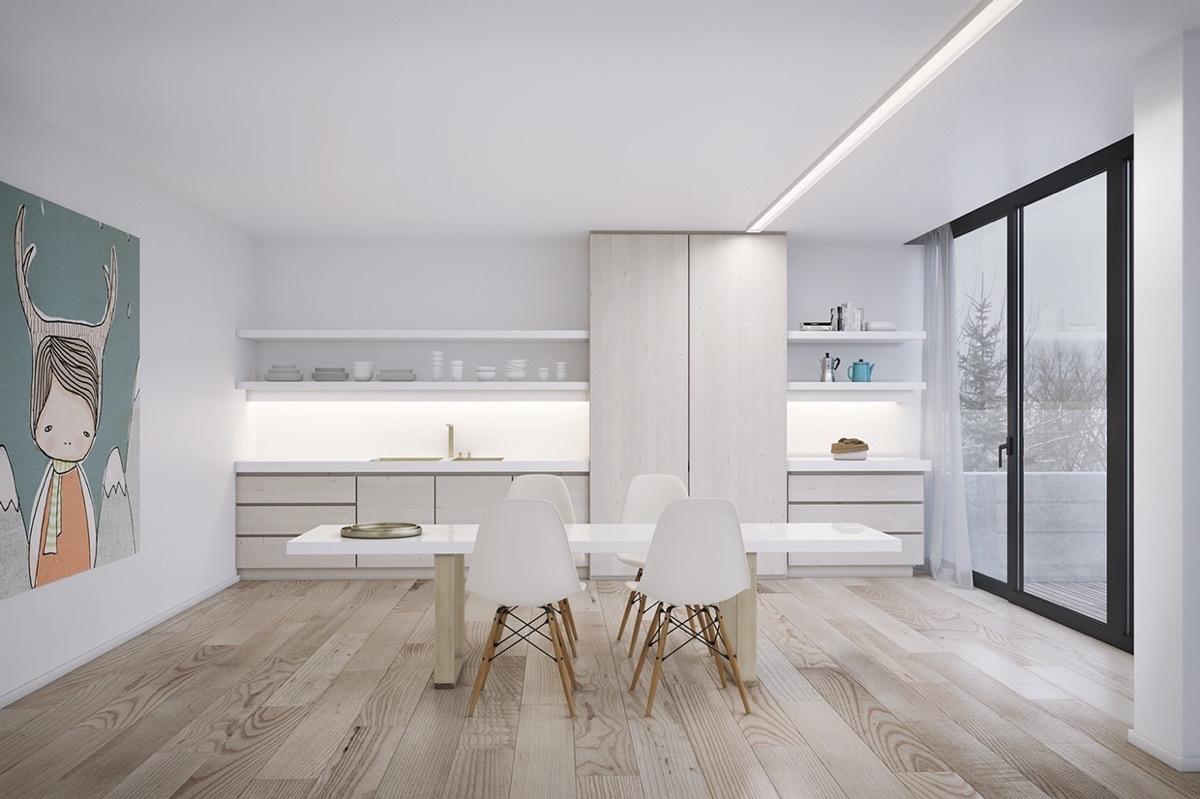 wooden concept design