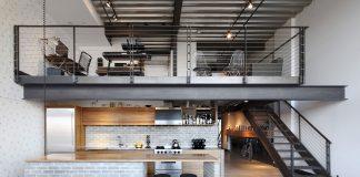 Loft apartment designs ideas