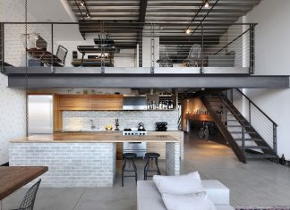 Loft apartment designs ideas