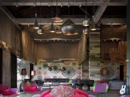 colorful interior home design
