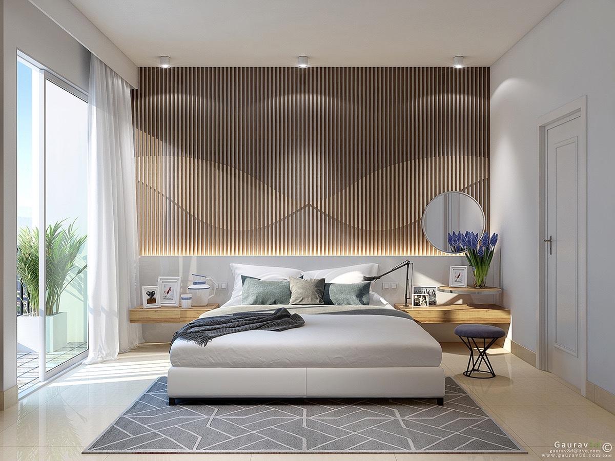 lighting bedroom design