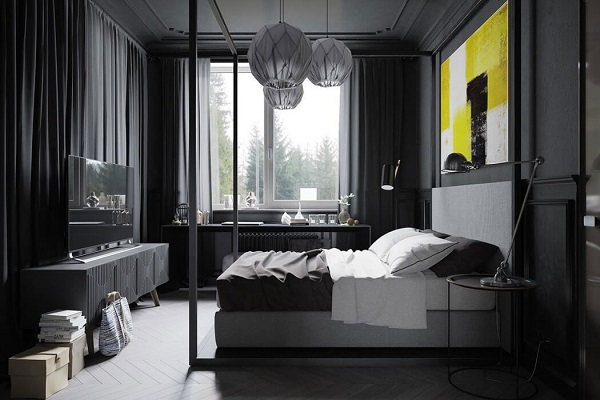 Interior design inspiration by using a perfect decoration