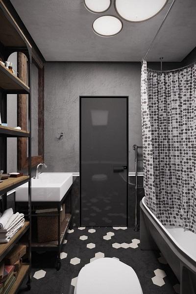 Interior design inspiration for a modest bedroom