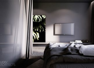 Dark bedroom designs ideas
