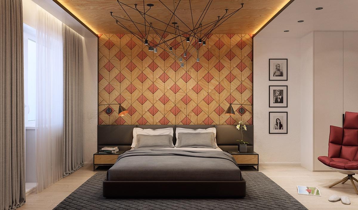 stylish texture wall pattern