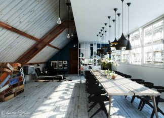 white dining room set designs