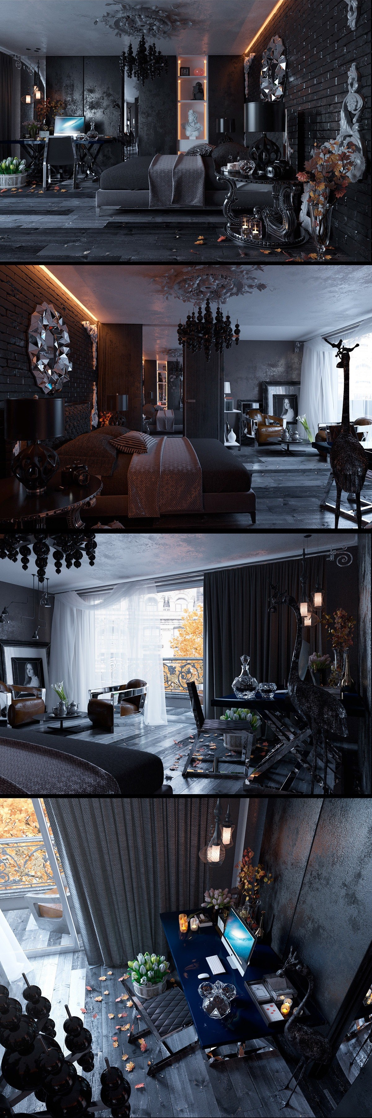 Bedroom design and decor ideas