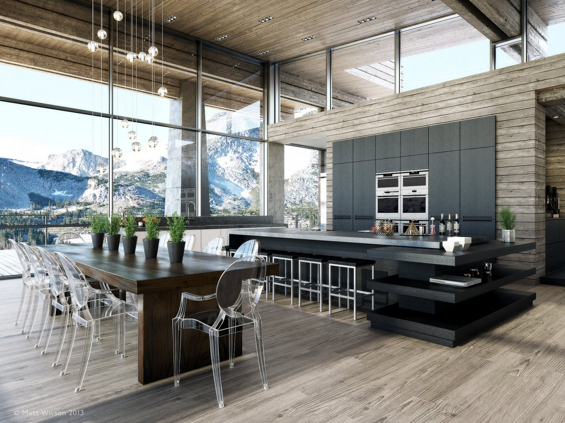 Perfect dining room design style