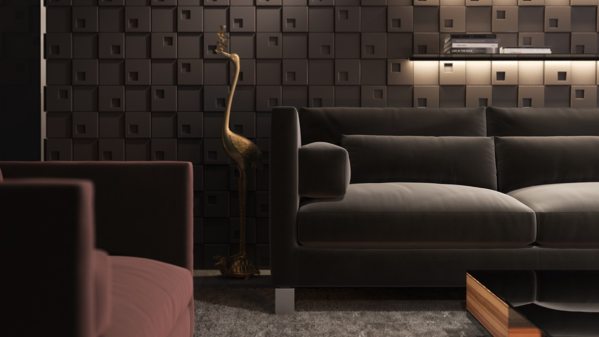 Wall Texture Designs For Living Room Amazing Wall Texture Designs For The Living Room Roohome