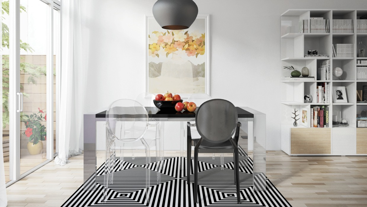 decorating dining room design