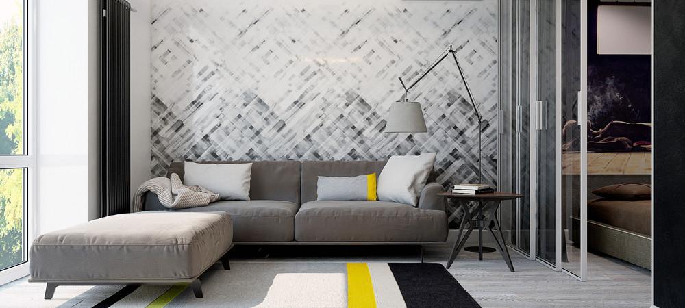 apartment living room interior design