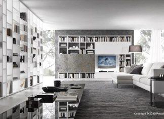 contemporary living room designs